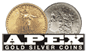 Apex Gold Silver Coin