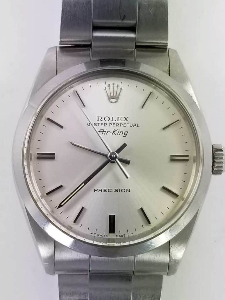 Rolex Air King [object object] How to Sell a Watch 20170919 114325 e1524856372525 768x1024
